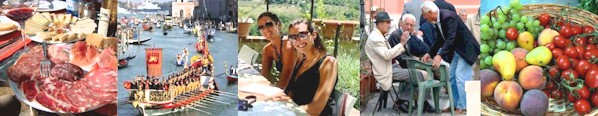 Italian lessons in Tuscany